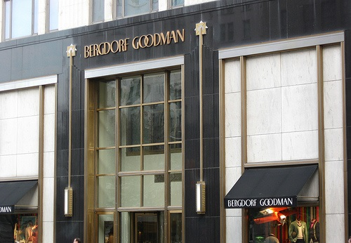 WHICH ARE THE BEST NYC DEPARTMENT STORES TO VISIT FOR A SHOPPING SPREE?