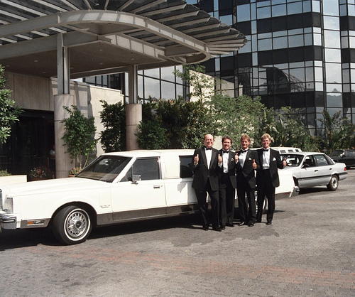 NY Based Limousine Services And Their Effects On Your Corporate Image